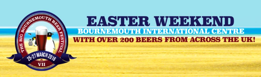 bournemouth beer festival 2016